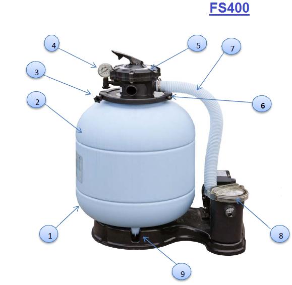 DESPIECE FS400