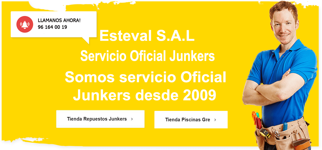 Esteval servicio tecnico oficial en valencia